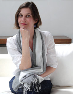 Daphne Mallet - Jiali Gallery founder