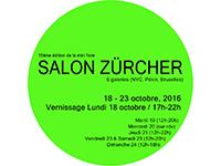 Participation to Salon Zürcher in Paris, 18-23 Oct 2016